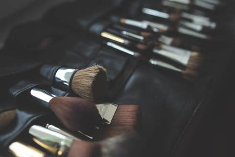 Medium brush makeup make up brushes