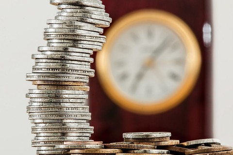 Medium coins currency investment insurance 128867