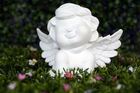 Medium angel cute decoration 160782  1