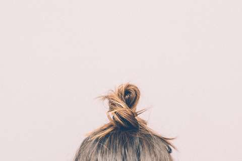 Medium bun girl hairs 9634  1