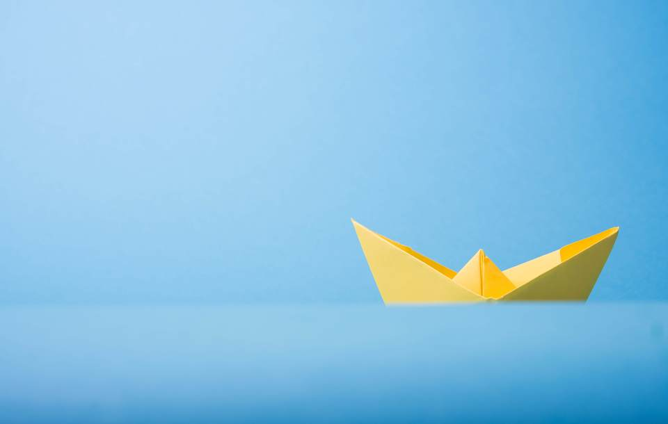 折り紙風船以外の定番