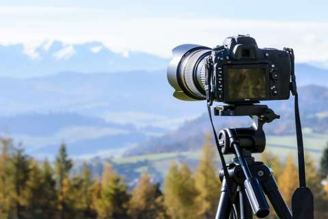 Medium camera dslr landscape 212372