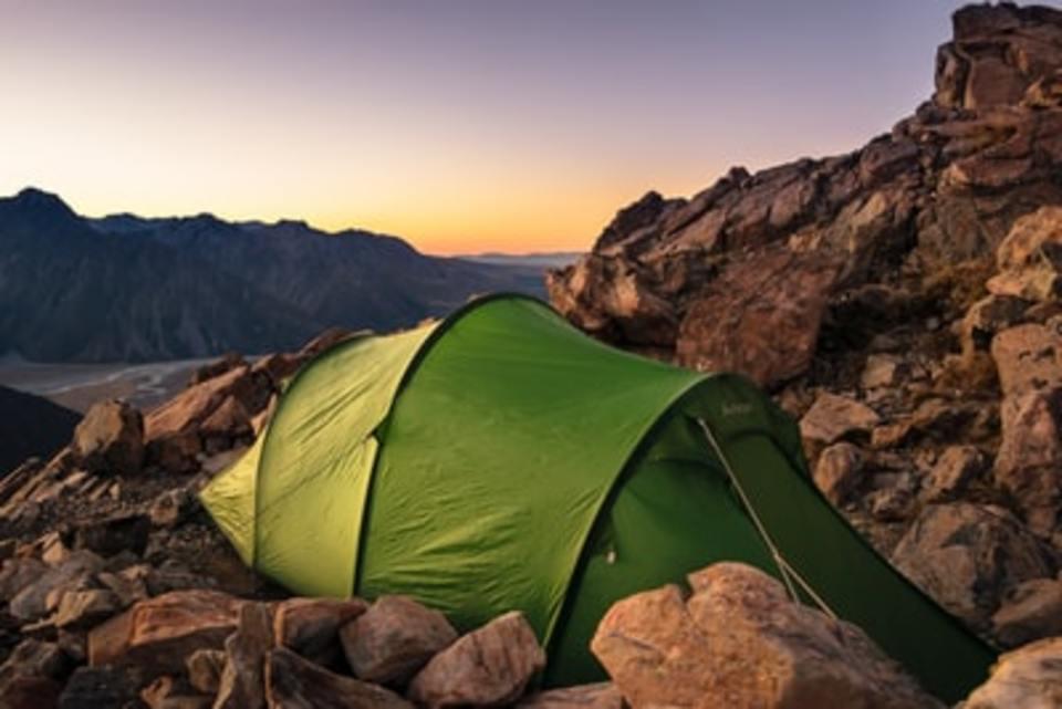 おすすめのトンネル型・ルーム型テント
